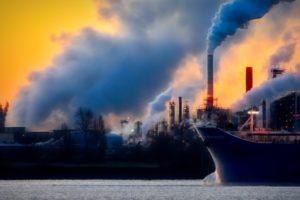 Химическое загрязнение среды промышленностью