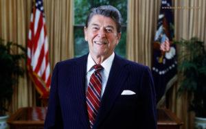 Рональд Рейган: политический портрет (до избрания президентом США)