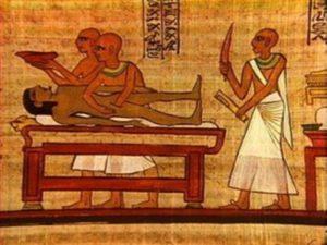 ВРАЧЕВАНИЕ В ДРЕВНЕМ ЕГИПТЕ