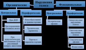 ФУНКЦИОНАЛЬНЫЕ РАССТРОЙСТВА ГОЛОСА