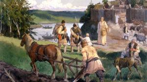 Славяне в древности