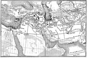 Образование древнейших государств в Восточной Азии