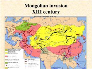Борьба народов Руси, Закавказья и Средней Азии с татаро-монгольским нашествием