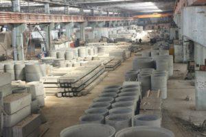 Производство бетона, железобетона и изделий из них