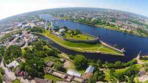 Псков город
