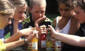 9 фактов о подростковом алкоголизме