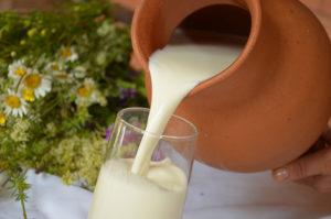 Молоко в мире