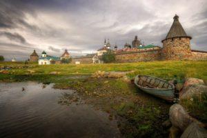 Русские монастыри