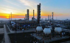 нефтегазовый комплекс РФ