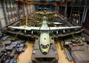 Авиационная промышленность России