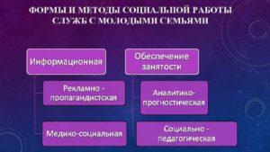 ОСОБЕННОСТИ, ФОРМЫ И МЕТОДЫ СОЦИАЛЬНОЙ РАБОТЫ В ШКОЛЕ
