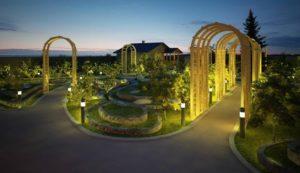 Ландшафтная архитектура и дизайн