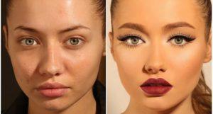 Чем отличаются визаж от макияжа?