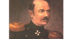 Истомин Владимир Иванович, русский контр-адмирал