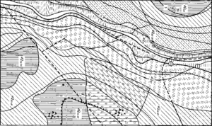Оценка инженерно-геологических условий района реки Ола