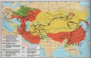 Татаро-монгольское государство
