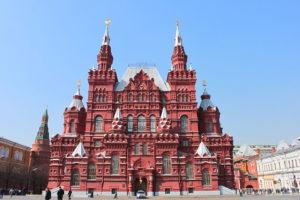 Русская архитектура второй половины XIX века