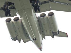 Основные данные самолета Ил-62м(Д-30КУ)