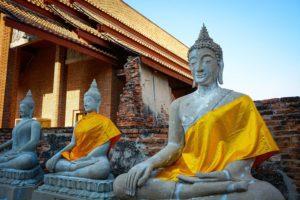Религиозный туризм в буддизме