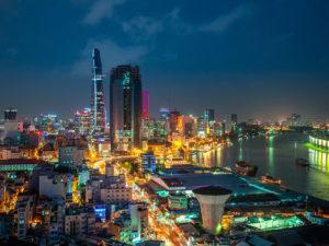 Город во Вьетнаме