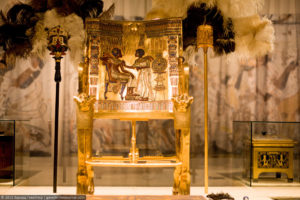 Открытие сокровищ гробницы Тутанхамона