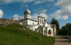 Архитектура города Пскова