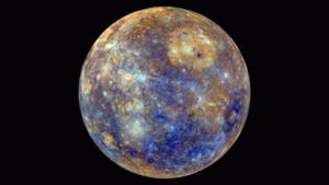 Меркурий планета