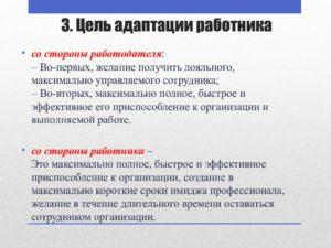 Лекция 9 АДАПТАЦИЯ ПЕРСОНАЛА В ТУРИЗМЕ