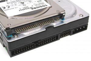 Различные интерфейсы подключения жестких дисков
