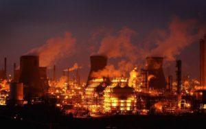 Промышленное производство и качество окружающей среды