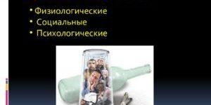 Причины алкоголизации народов России