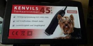 Машинка для стрижки собак Kenvils – 45 Обзор