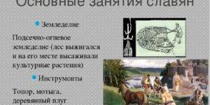 Земледелие базовые знания