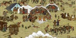 Этногенез монголов